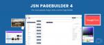 JSN PageBuilder 4 PRO v1.0.1 - конструктор контента Joomla