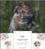 Wedding v1.0.0 - свадебный шаблон для Joomla