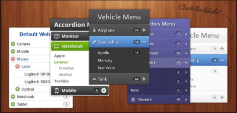 Accordion Menu 9.3.4