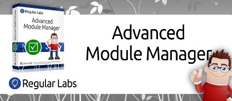 Advanced Module Manager PRO 7.1.1